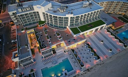 Exterior | Hard Rock Hotel Daytona Beach