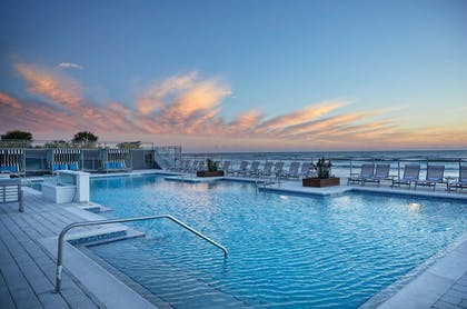 Outdoor Pool | Hard Rock Hotel Daytona Beach