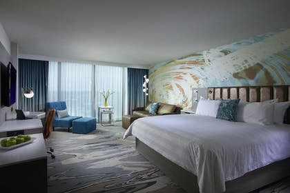 Guestroom | Hard Rock Hotel Daytona Beach