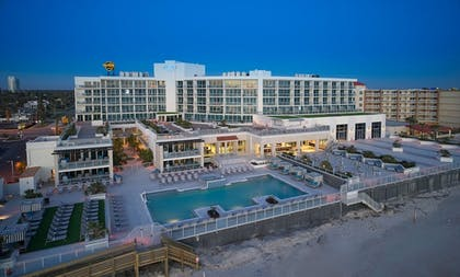 Aerial View | Hard Rock Hotel Daytona Beach