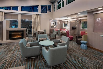 Lobby | Residence Inn by Marriott Dallas at The Canyon