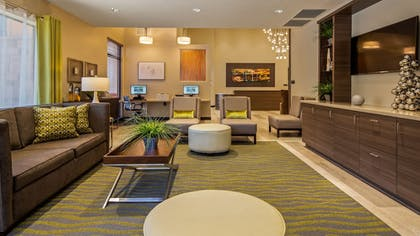 Lobby Sitting Area | Best Western Plus Zion Canyon Inn & Suites