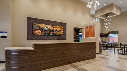 Lobby | Best Western Plus Zion Canyon Inn & Suites