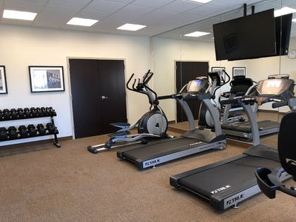 Gym | MainStay Suites St. Louis - Airport