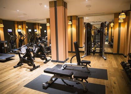 Fitness Facility | The NoMad Hotel Los Angeles