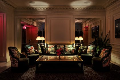 Lobby Sitting Area | The NoMad Hotel Los Angeles