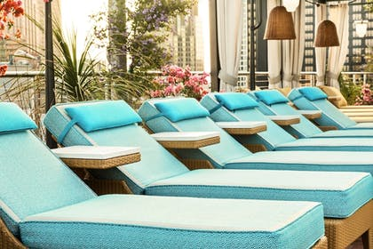 Outdoor Pool | The NoMad Hotel Los Angeles