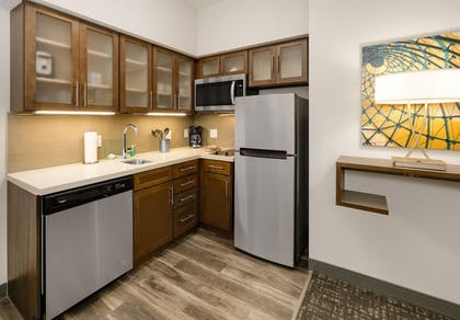 In-Room Kitchenette | Staybridge Suites Oklahoma City Downtown