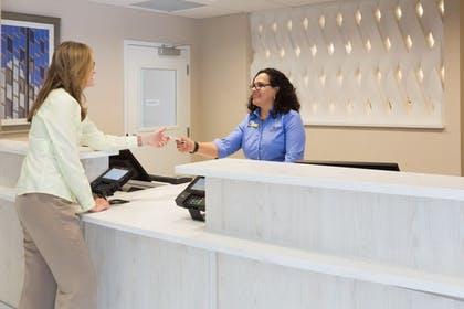Reception | Candlewood Suites Miami Intl Airport-36th St