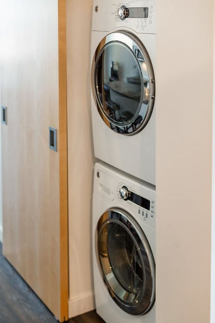 Laundry | 100 Walkscore Pearl District Condos by Barsala