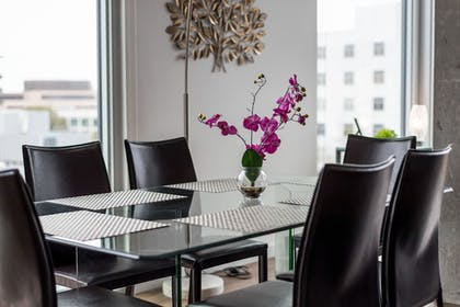 In-Room Dining | 100 Walkscore Pearl District Condos by Barsala