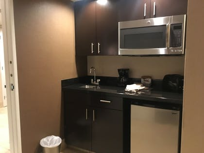 In-Room Kitchenette   The Carriage House by Diamond Resorts