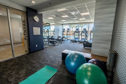 Sports Facility | Fairfield Inn & Suites by Marriott Brownsville North