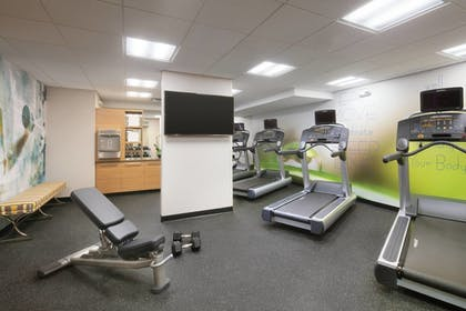 Gym   TownePlace Suites by Marriott San Diego Downtown