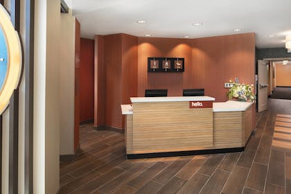 Reception   TownePlace Suites by Marriott San Diego Downtown