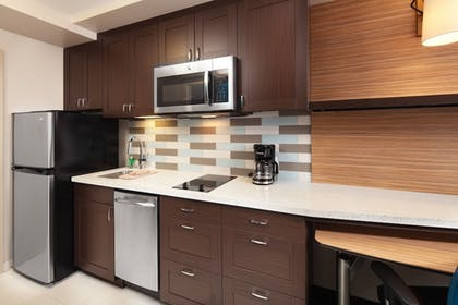 In-Room Kitchen   TownePlace Suites by Marriott San Diego Downtown
