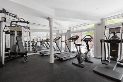 Fitness Facility | Mr. C Hotel Seaport