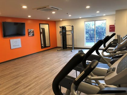 Fitness Facility | Comfort Suites North Charleston - Ashley Phosphate