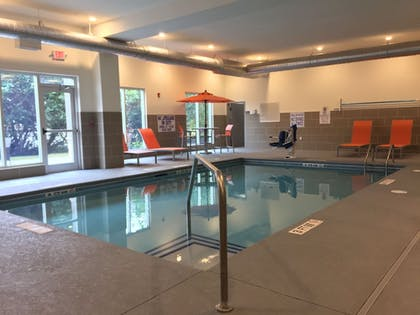 Indoor Pool | Comfort Suites North Charleston - Ashley Phosphate