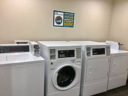 Laundry Room | Home2 Suites by Hilton Lake Charles