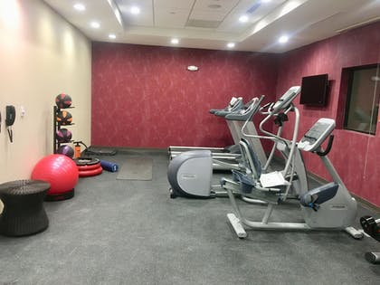 Gym | Home2 Suites by Hilton Lake Charles