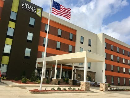 Hotel Front | Home2 Suites by Hilton Lake Charles