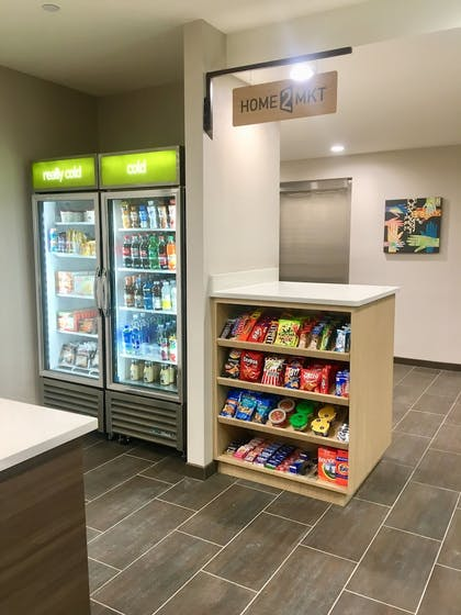 Vending Machine | Home2 Suites by Hilton Lake Charles