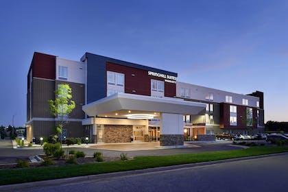 Exterior | Springhill Suites Grand Rapids West
