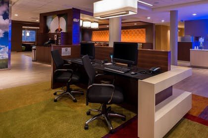 Business Center | Fairfield Inn & Suites St Louis Westport
