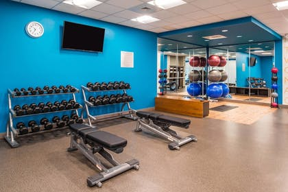 Sports Facility | Fairfield Inn & Suites St Louis Westport