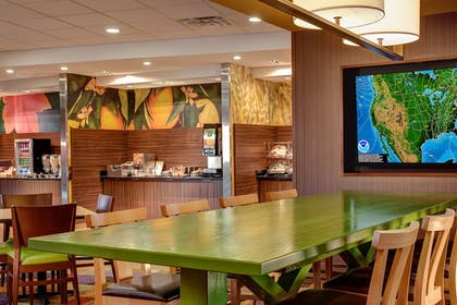 Restaurant | Fairfield Inn & Suites St Louis Westport