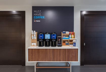 Coffee Service | Holiday Inn Express and Suites San Marcos South