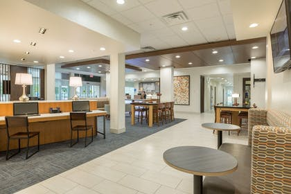 Lobby | Holiday Inn Express and Suites San Marcos South