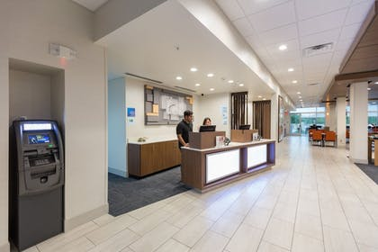 Check-in/Check-out Kiosk | Holiday Inn Express and Suites San Marcos South