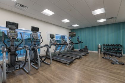 Fitness Facility | Holiday Inn Express and Suites San Marcos South