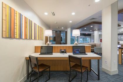 Business Center | Holiday Inn Express and Suites San Marcos South
