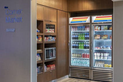 Food and Drink | Fairfield Inn & Suites by Marriott Indianapolis Carmel