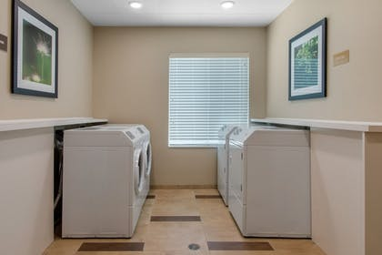Laundry Room | Candlewood Suites San Antonio Lackland AFB Area