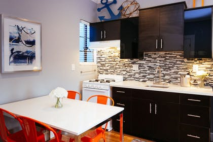 In-Room Kitchen | The Historic Broadlind Hotel at Long Beach Convention Center