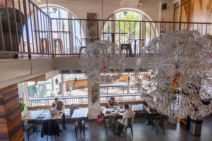 Coffee Shop | The Historic Broadlind Hotel at Long Beach Convention Center