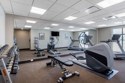 Fitness Facility | Sleep Inn & Suites Ankeny - Des Moines