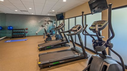 Fitness Facility | Best Western Plus Centralia Hotel & Suites