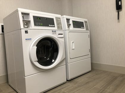 Laundry Room | Holiday Inn Express & Suites Racine