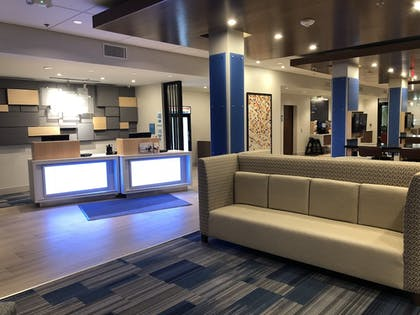 Reception | Holiday Inn Express & Suites Racine