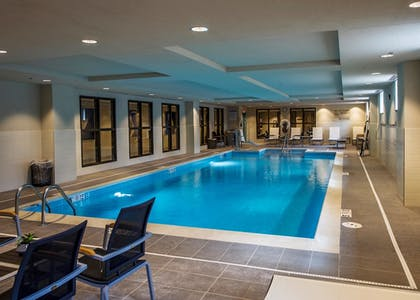 Pool | Hampton Inn & Suites Foxborough/Mansfield