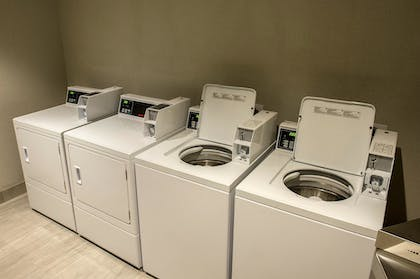 Laundry Room | Hampton Inn & Suites Foxborough/Mansfield