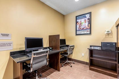 Business Center | Clarion Inn & Suites Hurricane Zion Park Area