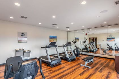Fitness Facility | Clarion Inn & Suites Hurricane Zion Park Area