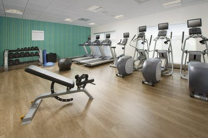 Fitness Facility | Holiday Inn Express & Suites Gainesville - Lake Lanier Area