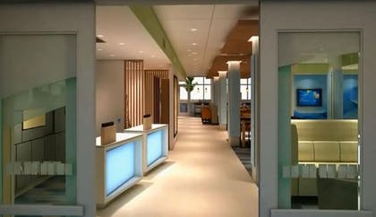 Lobby   Holiday Inn Express & Suites Gainesville - Lake Lanier Area